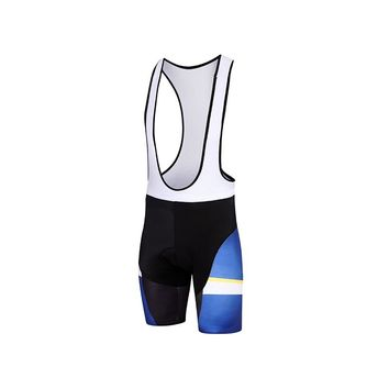 Cycling jerseys 2018 men's spring and summer overalls silicone cushion suspenders breathable moisture absorption perspiration mo
