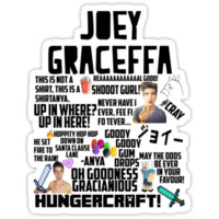 Joey Graceffa Quotes 2 by BethTheKilljoy