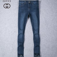 Boys & Men Gucci Pants Trousers Jeans