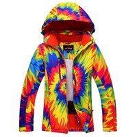 Jackets winter  Warm Snowboard coat female waterproof