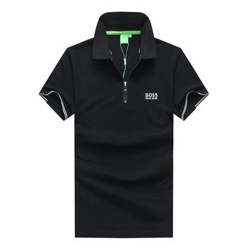 Boys & Men Hugo Boss T-Shirt Top Tee