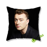 Sam Smith Square Pillow Cover