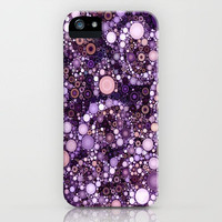 :: Purple Cow :: iPhone Case by GaleStorm Artworks | Society6