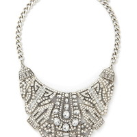 Art Deco Statement Necklace   Forever 21 - 1000168740