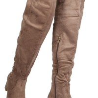 Venice Over The Knee Boots