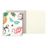 kate spade new york Spiral Large Notebook, Favorite Things