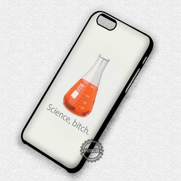 Jesse Pinkman Science - iPhone 7 Plus 6 SE Cases & Covers