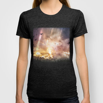 The stars where wrong T-shirt by HappyMelvin