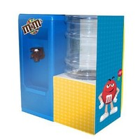 Spectra M&M`s Mini Desktop Water Dispenser - Holds Half-gallon of Your Beverage: Kitchen & Dining