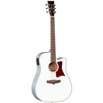 Tanglewood Winterleaf TW5DCEWH Acoustic-Electric Guitar