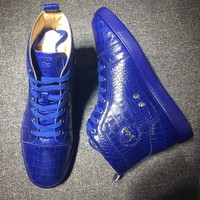 Cl Christian Louboutin Style #2170 Sneakers Fashion Shoes - Best Deal Online