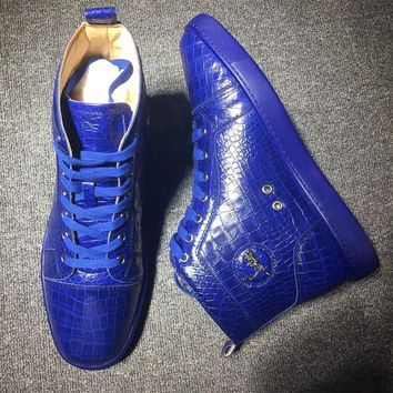 Cl Christian Louboutin Style #2170 Sneakers Fashion Shoes