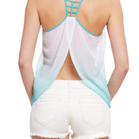 Cassidy Ombre Tank Top
