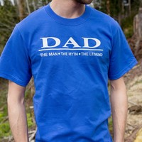 The Perfect Grandpa/Father's Day Tshirt, Lots of Wording Choices