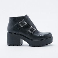 Vagabond Dioon Monk Boots in Black - Urban Outfitters