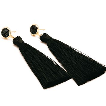 Astoria Tassel Earrings
