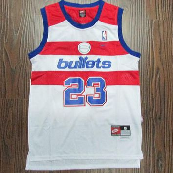 Washington Wizards Baltimore Bullets #23 JORDAN Swingman Jersey