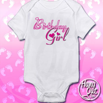 Birthday Girl Onesuit/Toddler T-Shirt