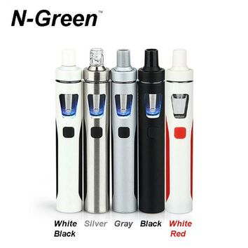 AIO Starter Kit Electronic E Pen Mod Cigarettes Vapor Vape All-in-one Kit Boxed