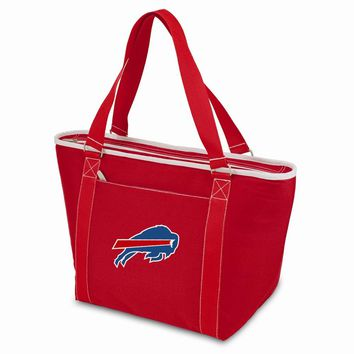 Buffalo Bills Insulated Red Cooler Tote