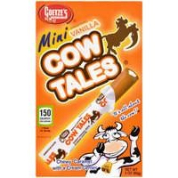 GOETZE'S MINI VANILLA COW TALES 3 OZ