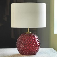 Pink Diamond Tip Table Lamp