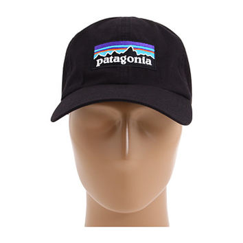 Patagonia Logo Hat Fitz Roy P6/Black [R35Y1423] - $26.10 : All kinds of accessories!|gloves, handbags|The scarf|fashion here