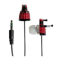 Doctor Who Dalek Earbuds - Underground Toys - Doctor Who - Headphones at Entertainment Earth
