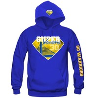 "Super Golden State Warriors Hoodie ""3 Prints"" Sports Clothing"
