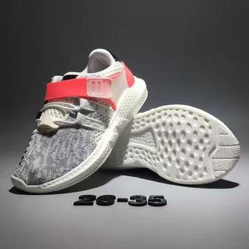 LNFNO Adidas EQT Girls Boys Children Baby Toddler Kids Child Durable Breathable Sneakers Spo