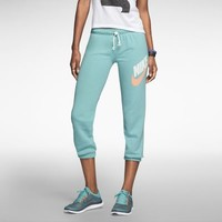 Nike Rally Futura Women's Capris - Diffused Jade