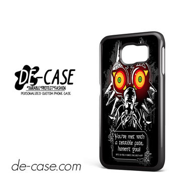 Majoras Mask Meeting With A Terrible Fate DEAL-6795 Samsung Phonecase Cover For Samsung Galaxy S6 / S6 Edge / S6 Edge Plus