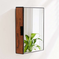 Plymouth Sliding Storage Mirror | Urban Outfitters