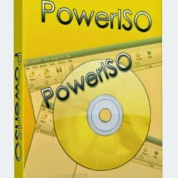 PowerISO 7.1 LifeTime Crack + Serial Key Full Free Download