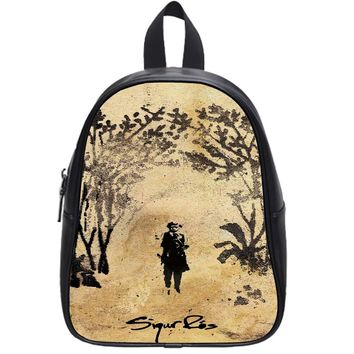 Sigur Ros Painting Art School Backpack Large