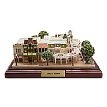 Walt Disney World Resort Casey's Corner Miniature by Olszewski