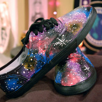 Rainbow Galaxy Shoes Sneakers