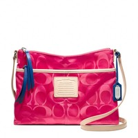 Coach :: Legacy Weekend Signature Nylon Hippie