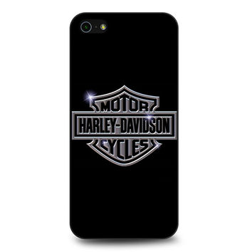 Harley Davidson Cycles iPhone 5 | 5S Case