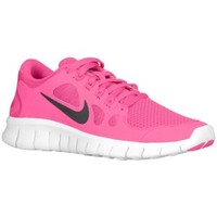 Nike Free 5.0 - Girls' Grade School at Kids Foot Locker