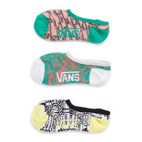 Decoder Canoodles 3 Pair Pack | Shop Womens Socks at Vans