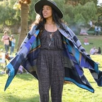 Festival Jumper | Women's Heather-Gray Jumpsuit With Pockets | Betabrand