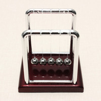 Newton's Cradle Steel Balance Balls Small Size  Great Gift