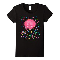 Sprinkles are for Winners Shirt Funny
