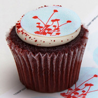 Ticings Red Bouquet Icing Toppers, 15-Count - World Market