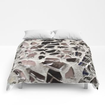 Shattered to Pieces Comforters by UMe Images