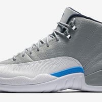 Air Jordan 12 Retro 'Wolf Grey' GS