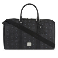 Black Weekender Bag by MCM