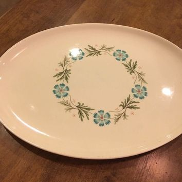 Vintage Taylor Smith Taylor Ever Yours Boutonniere 13 Replacement Platter Plate