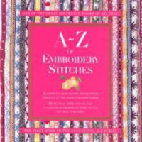 StefsBookNews - A A-Z of Embroidery Stitches